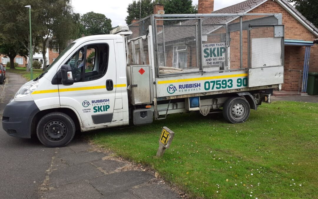 Removing Rubbish & Clearing Gardens in Birmingham & the West Midlands